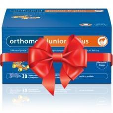 Orthomol junior C plus - жевательные таблетки (30 дней) лесные ягоды. Скидка 25%.