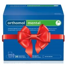 Orthomol Mental (15 дней) порошок и капсулы. Скидка 40%.