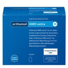 Orthomol AMD Extra - капсулы (120 дней)