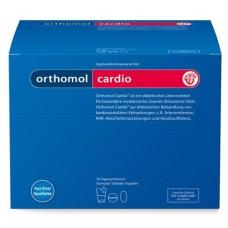 Orthomol Cardio - капсулы + порошок + таблетки (30 дней)