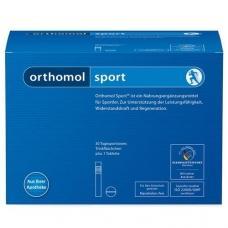 Витамины Ортомол для спорта