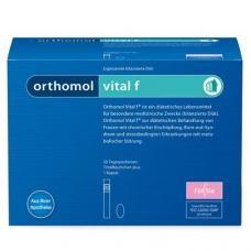 Orthomol Vital f - питьевые бутылочки (жидкость) + капсулы (7 дней)