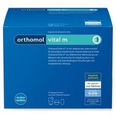 Orthomol Vital m - порошок + капсулы + таблетки (30 дней)
