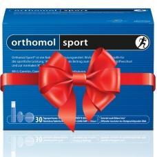 Orthomol Sport (Таурин) - питьевая бутылочка (30 дней). Акция! Скидка. Срок годности до 17.02.2021