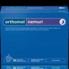 Витамины для нервной системы Orthomol Nemuri
