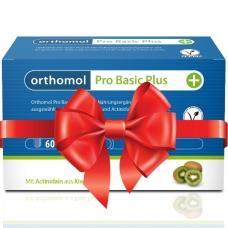 Orthomol Pro Basic plus - капсулы (30 дней). Скидка 25%.
