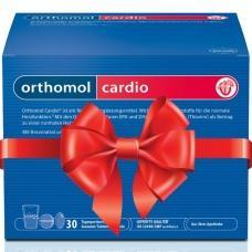 Orthomol Cardio - капсулы + порошок + таблетки (30 дней). Скидка 45%.