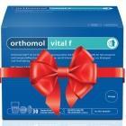 Orthomol Vital f - питьевые бутылочки (жидкость/капсулы) 7 дней. Скидка 30%.