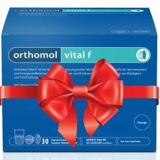 Orthomol Vital f - питьевые бутылочки (жидкость/капсулы) 7 дней. Скидка 20%.