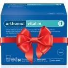 Orthomol Vital m - питьевые бутылочки (жидкость/капсулы (7 дней). Скидка 30%.