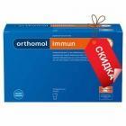 Orthomol Immun - порошок (30 дней). Скидка. Вскрытая-мятая упаковка. Срок 30.11.2019.
