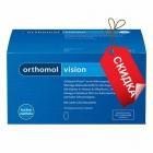 Orthomol Vision - капсулы (30 дней). Скидка. Вскрытая-мятая упаковка. Срок до 31.09.2019