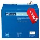 Orthomol Aurinor (порош   капс 30 дн). Скидка. Вскрытая-мятая упаковка. Срок до 28.02.2019