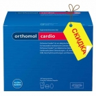 Orthomol Cardio - капсулы + порошок + таблетки (комплекс 90 дней)