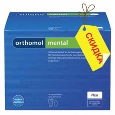 Orthomol Mental капсулы + порошок (90 дней) Срок годности - до 30.04.2019 г.