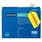 Orthomol Vital m - питьевые бутылочки (жидкость) + капсулы 3 упаковки по 30 дней (90 дней)