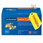 Orthomol junior C plus - жевательные таблетки (90 дней) цитрусовые фрукты Срок годности - до 28.02.2019 г.