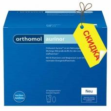 Orthomol Aurinor (порошок + капсулы 90 дн) Срок годности - до 30.09.2019 г.