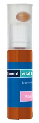 Питьевая бутылочка (жидкость) Orthomol Vital f (Ортомол Витал ф)