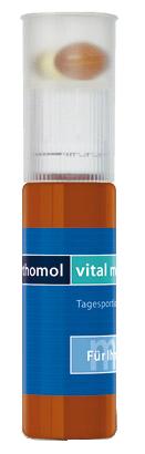 Питьевая бутылочка (жидкость) Orthomol Vital m (Ортомол Витал м)